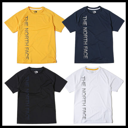 THE NORTH FACE Tシャツ・カットソー 【THE NORTH FACE】HALF TONE S/S R/TEE★日本未入荷★19SS
