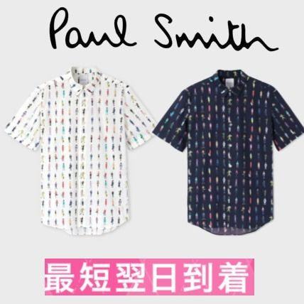 5ccb8b615647 Paul Smith シャツ すぐ届く*Paul Smith*