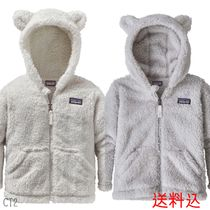 Patagonia★ベビー&キッズ 可愛い★Furry Friends Hoody★