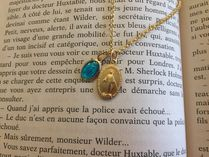 Paris Medaille Miraculeuse(奇跡のメダイ) ネックレス・ペンダント *奇跡のメダイ*ふたつセットネックレス (チェーン付き)