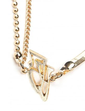 ANOTHERYOUTH ネックレス・チョーカー 【ANOTHERYOUTH】 mix chain necklace(4)