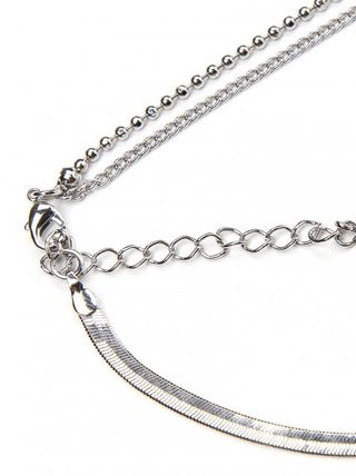 ANOTHERYOUTH ネックレス・チョーカー 【ANOTHERYOUTH】 mix chain necklace(9)