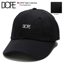 new arrival 9eea8 5e9d9  大人気 ドープ DOPE ローキャップ