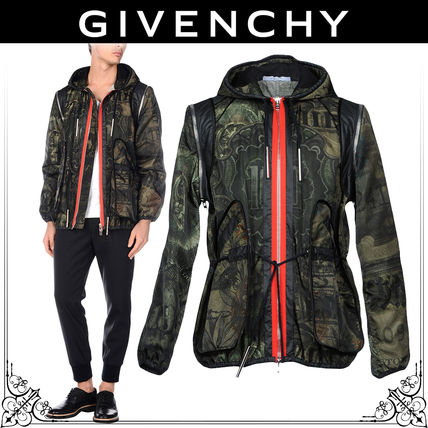 ☆SALE☆GIVENCHY★パーカー※ワイドフィット