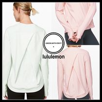 [lululemon]♥ゆったりフィット/Then to Now Long Sleeve