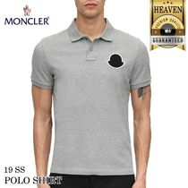 累積売上総額第1位!19春夏 MONCLER★COTTON PIQUET POLO SHIRT