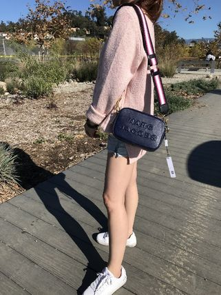 MARC JACOBS ショルダーバッグ・ポシェット SALE! Marc Jacobs ビッグロゴ&太目ストラップがキュート♪(18)