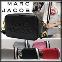 MARC JACOBS(マークジェイコブス) ショルダーバッグ・ポシェット SALE! Marc Jacobs ビッグロゴ&太目ストラップがキュート♪