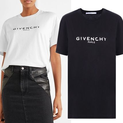 GIVENCHY Tシャツ・カットソー GIVENCHY ヴィンテージ ロゴ Tシャツ