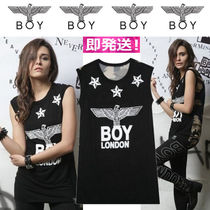 BOY LONDON(ボーイロンドン)ゴー)/STOCK SALE  LONG TANK TOP