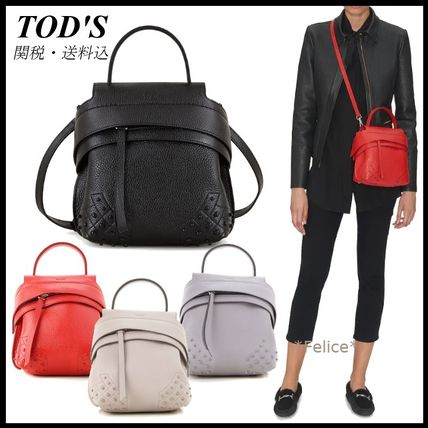 *TOD'S トッズ*WAVE BACKPACK MINI 関税/送料込