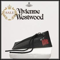 19SS SALE★Vivienne Westwood◆UNISEX☆GET A LIFE クラッチ