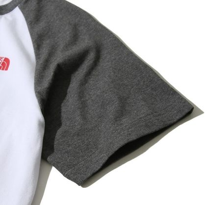 THE NORTH FACE Tシャツ・カットソー ☆人気☆【THE NORTH FACE】☆HOLIDAY RAGLAN S/S R/TEE☆3色☆(3)