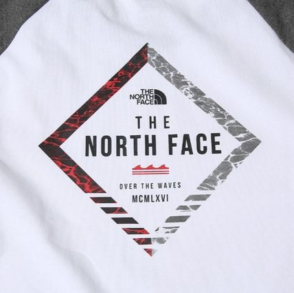 THE NORTH FACE Tシャツ・カットソー ☆人気☆【THE NORTH FACE】☆HOLIDAY RAGLAN S/S R/TEE☆3色☆(4)