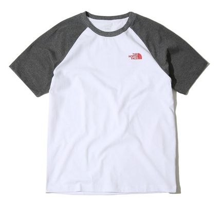 THE NORTH FACE Tシャツ・カットソー ☆人気☆【THE NORTH FACE】☆HOLIDAY RAGLAN S/S R/TEE☆3色☆(5)