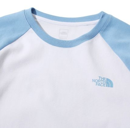THE NORTH FACE Tシャツ・カットソー ☆人気☆【THE NORTH FACE】☆HOLIDAY RAGLAN S/S R/TEE☆3色☆(7)