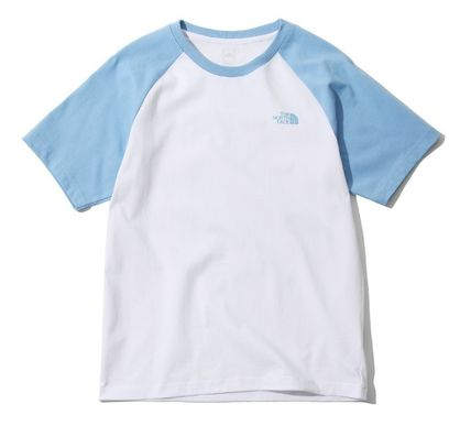 THE NORTH FACE Tシャツ・カットソー ☆人気☆【THE NORTH FACE】☆HOLIDAY RAGLAN S/S R/TEE☆3色☆(9)