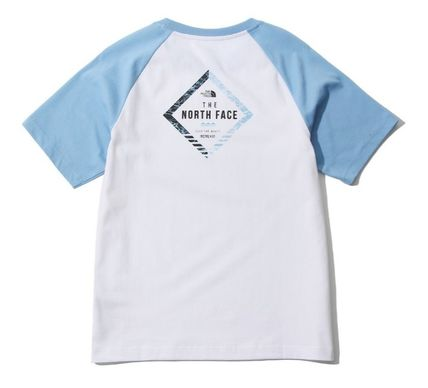 THE NORTH FACE Tシャツ・カットソー ☆人気☆【THE NORTH FACE】☆HOLIDAY RAGLAN S/S R/TEE☆3色☆(10)