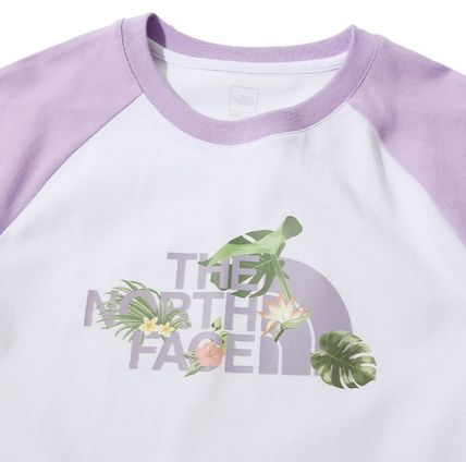 THE NORTH FACE Tシャツ・カットソー ☆人気☆【THE NORTH FACE】☆HOLIDAY RAGLAN S/S R/TEE☆3色☆(11)