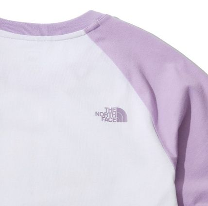 THE NORTH FACE Tシャツ・カットソー ☆人気☆【THE NORTH FACE】☆HOLIDAY RAGLAN S/S R/TEE☆3色☆(13)