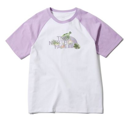 THE NORTH FACE Tシャツ・カットソー ☆人気☆【THE NORTH FACE】☆HOLIDAY RAGLAN S/S R/TEE☆3色☆(14)