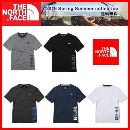 THE NORTH FACE Tシャツ・カットソー 韓国の人気☆【THE NORTH FACE】☆ZERO MOIST S/S R/TEE☆5色☆
