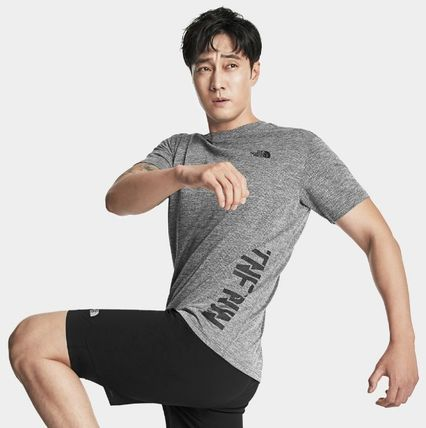 THE NORTH FACE Tシャツ・カットソー 韓国の人気☆【THE NORTH FACE】☆ZERO MOIST S/S R/TEE☆5色☆(2)