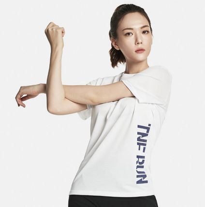 THE NORTH FACE Tシャツ・カットソー 韓国の人気☆【THE NORTH FACE】☆ZERO MOIST S/S R/TEE☆5色☆(3)