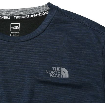 THE NORTH FACE Tシャツ・カットソー 韓国の人気☆【THE NORTH FACE】☆ZERO MOIST S/S R/TEE☆5色☆(4)