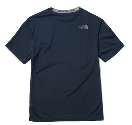 THE NORTH FACE Tシャツ・カットソー 韓国の人気☆【THE NORTH FACE】☆ZERO MOIST S/S R/TEE☆5色☆(9)