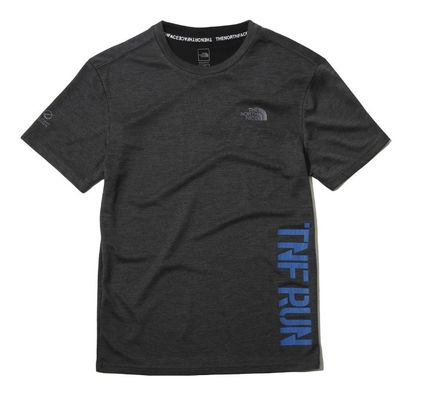 THE NORTH FACE Tシャツ・カットソー 韓国の人気☆【THE NORTH FACE】☆ZERO MOIST S/S R/TEE☆5色☆(10)