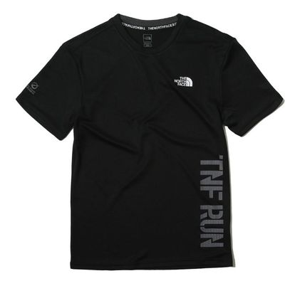 THE NORTH FACE Tシャツ・カットソー 韓国の人気☆【THE NORTH FACE】☆ZERO MOIST S/S R/TEE☆5色☆(12)