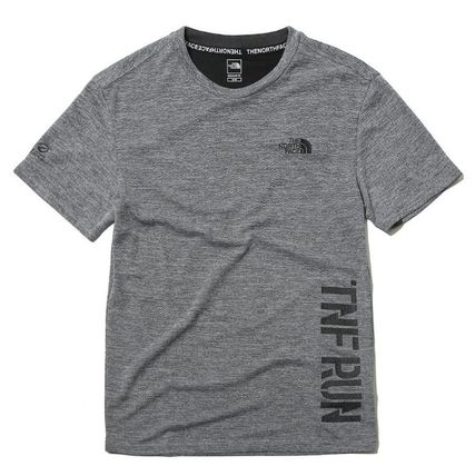 THE NORTH FACE Tシャツ・カットソー 韓国の人気☆【THE NORTH FACE】☆ZERO MOIST S/S R/TEE☆5色☆(14)