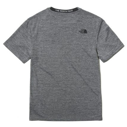 THE NORTH FACE Tシャツ・カットソー 韓国の人気☆【THE NORTH FACE】☆ZERO MOIST S/S R/TEE☆5色☆(15)