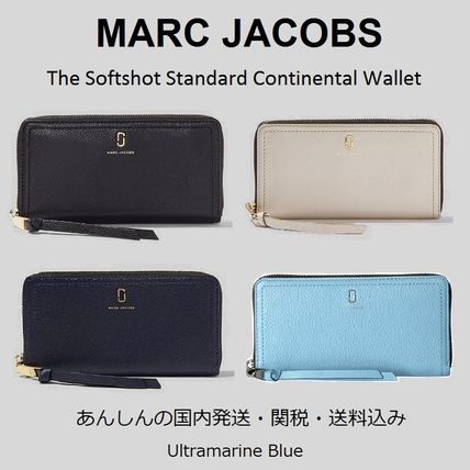 MARC JACOBS【国内発送】The Softshot☆スタンダード財布★