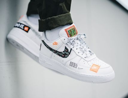 best service e475b 9bbeb BUYMA|入手困難! Air Force 1 Low Just Do It Pack White/Black 44341747