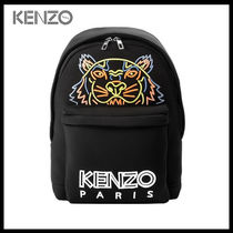 【KENZO ケンゾー】TIGER BACKPACK 5SF300 F22 99
