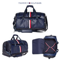【TOMMY HILFIGER】ダッフルバッグ ラゲッジ 機能的なキャリー