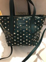 Jimmy★Choo(VIPセールで破格)日本未入荷MINISARA/BottleGreen