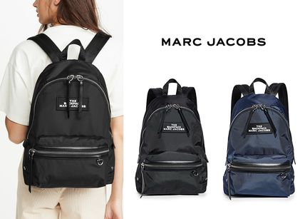 MARC JACOBS バックパック・リュック MARC JACOBS☆The Large Backpack☆ラージバックパック