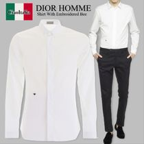 Christian dior shirt with embroidered bee