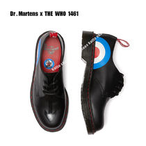 Dr Martens x THE WHO★BLACK SMOOTH★コラボ