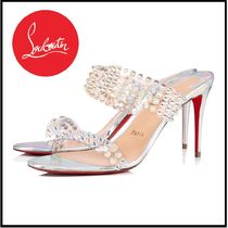 【Christian Louboutin】日本未入荷★Spikes Only 85mm スタッズ
