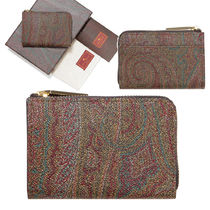 ☆ETRO☆PAISLEY ZIP COIN WALLET ペイズリーコインケース MULTI