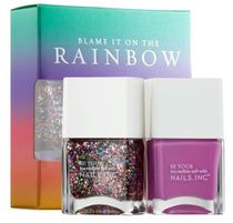 【Nails Inc】19SS〇Blame It On The Rainbow〇2本セット