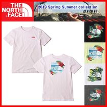 ☆人気☆【THE NORTH FACE】☆NEW AQUA S/S R/TEE☆5色☆