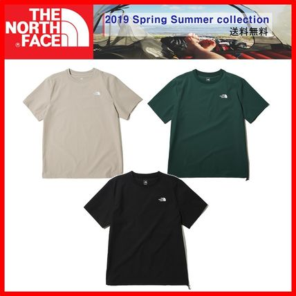 THE NORTH FACE Tシャツ・カットソー ☆人気☆【THE NORTH FACE】☆CITY NUPTSE S/S R/TEE☆3色☆