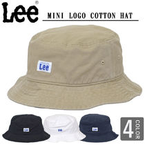 LEE(リー ) ハット 【即納】LEE リー バケット ハット ロゴ LOGO BUCKET HAT