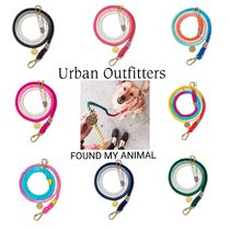 UO取扱☆【FOUND MY ANIMAL】Rope Dog Leash