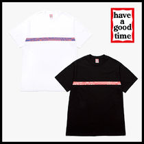【have a good time】Border S/S Tee★2色★男女共用